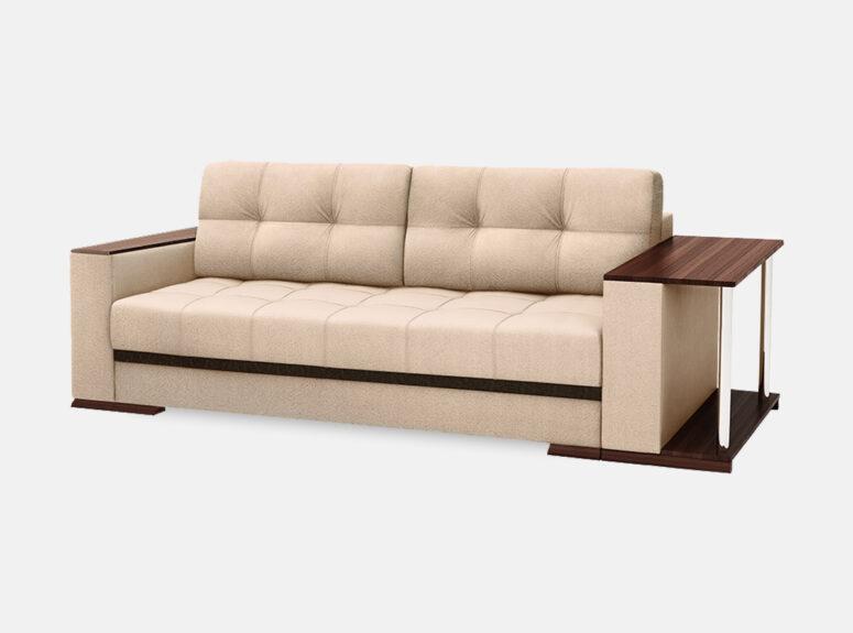 sofa lova su mediniais porankiais ir patalynes deze nikoleti su staliuku