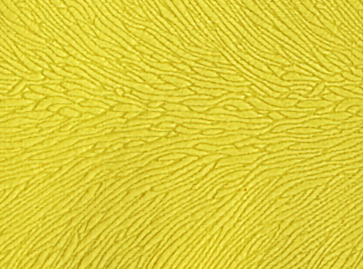 Geltonos spalvos itin tvirtas raštuotas gobelenas