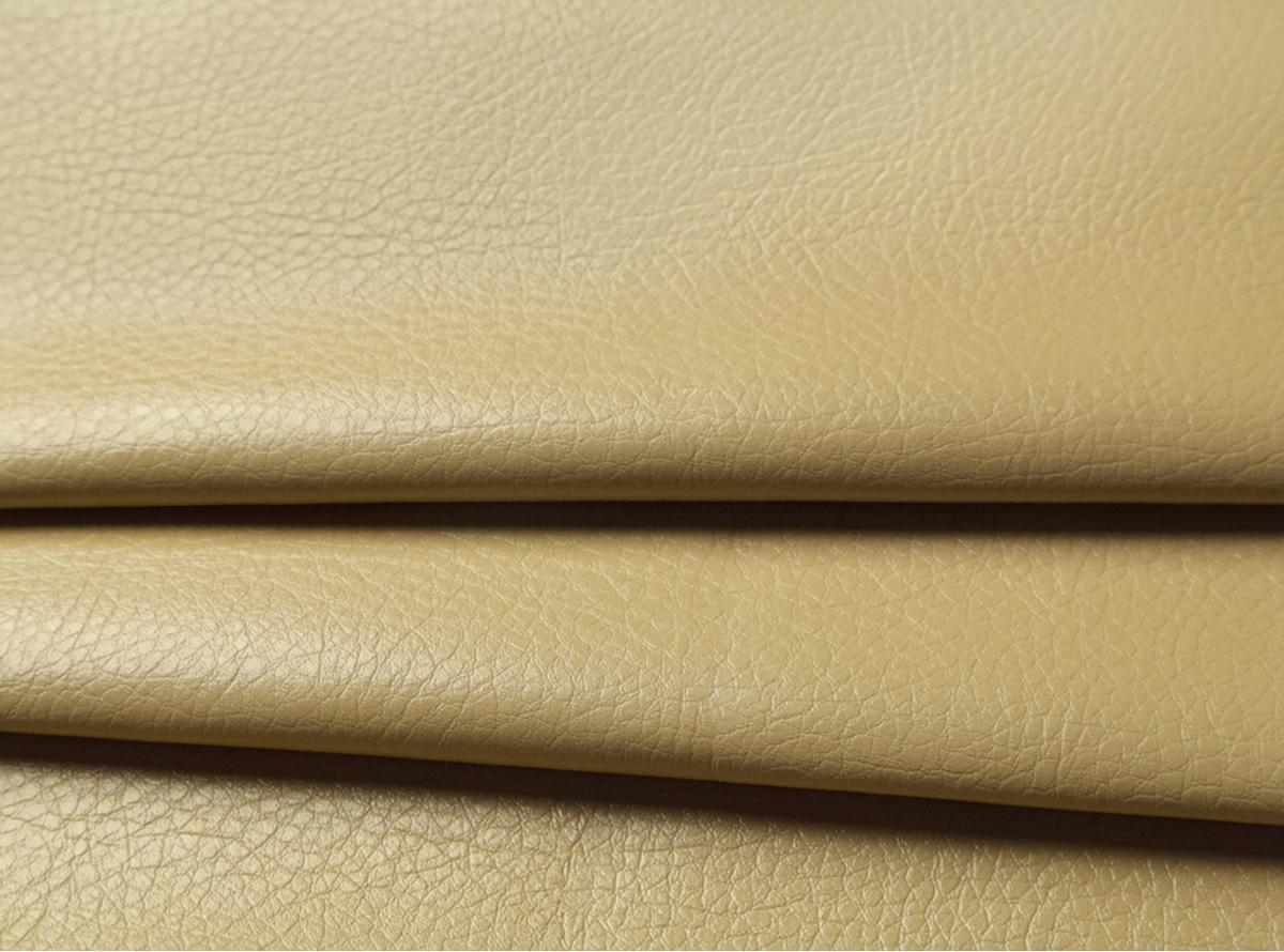 Smėlinės spalvos eko oda su tekstūra
