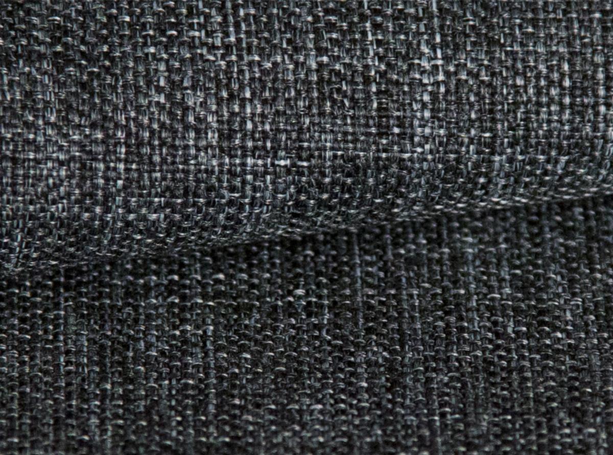 Tamsiai pilkos spalvos gobelenas
