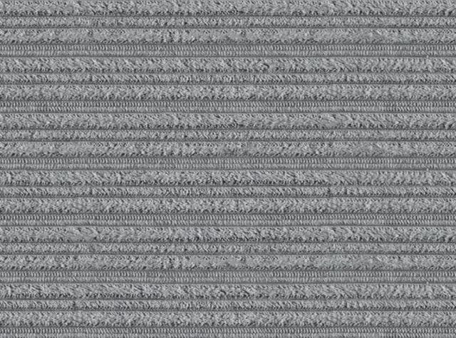 Pilkos spalvos velvetinis švelnus audinys - atsparus vandeniui ir nešvarumams